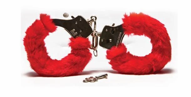 Seductive Series Furry Handcuffs