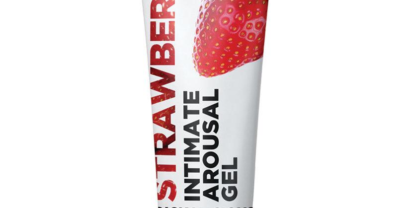 Dickalicious Penis Arousal Gel - Strawberry