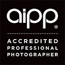 Accredited pofessionalphotograoher Brisbane logo for Tailsof Time