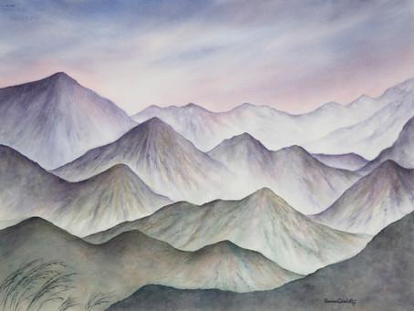 Stronger than ever after injury - Deanna Weinholtz Fine Art