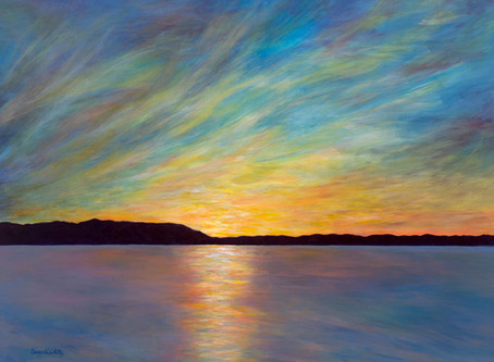 Inspiration For Paintings - Deanna Weinholtz Fine Art