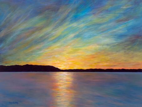 Inspiration For Paintings - Deanna Weinholtz Fine Art