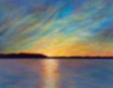 SunsetOverWaterKawarthaLakesWeinholtz.jp