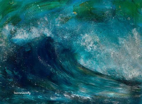 Paradise Artist Enhanced Canvas Giclee