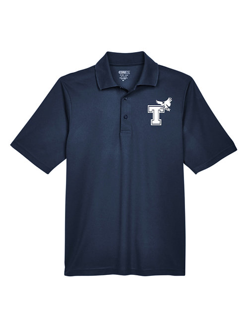 Men's and Ladies Performance Poly Polo's