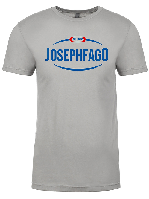 Joseph Fago Music Tee NON GLITTER
