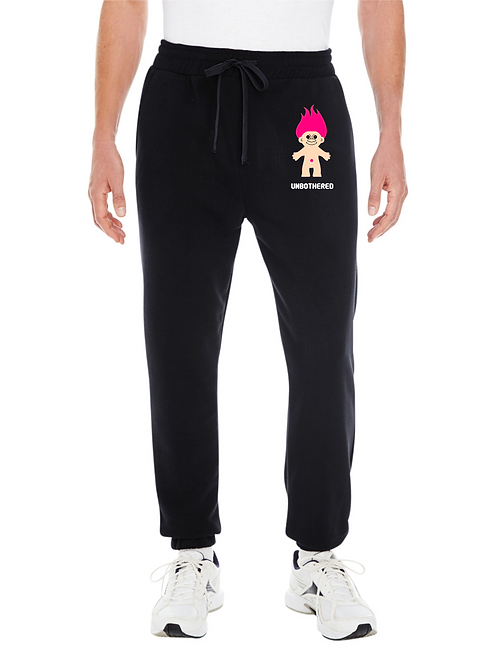 Troll Unbothered Joggers