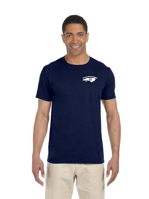 Taylor/Miller Family-Navy Shirt