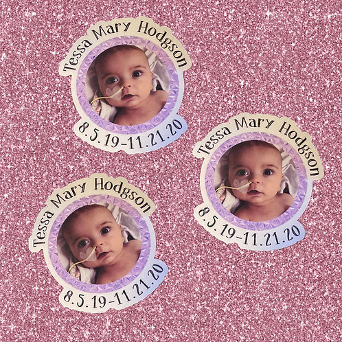 Tessa Stickers