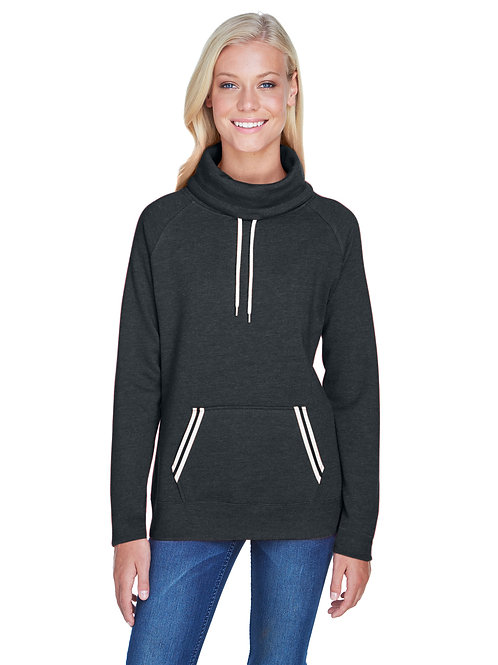 Ladies Cowl Neck Relay Hood