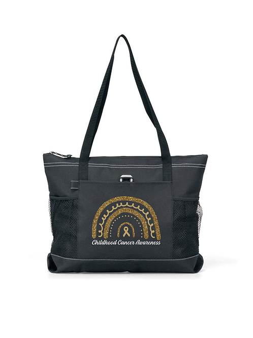 Childhood Cancer Tote