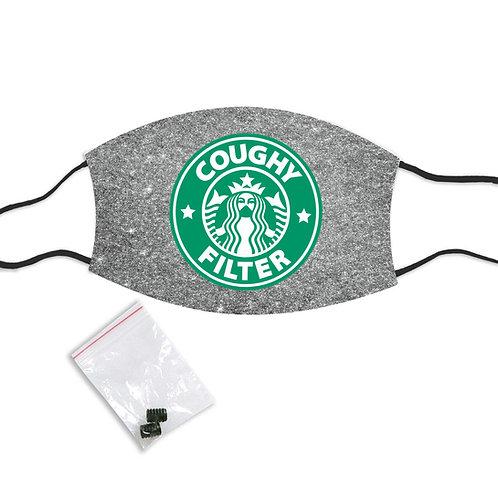 Coughy Filter Adjustable Mask