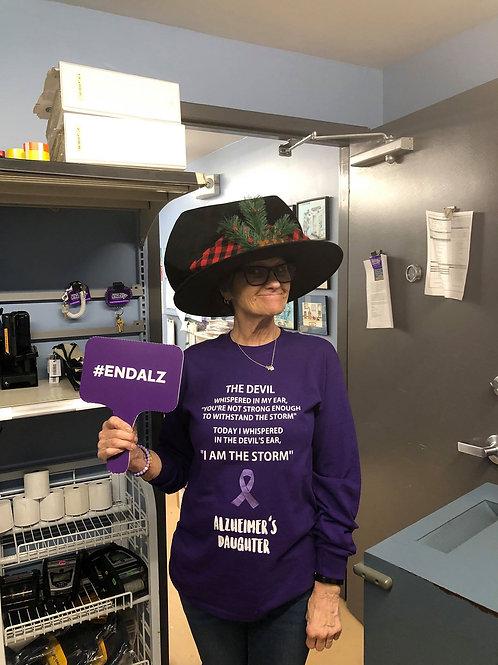 Alzheimer's Daughter Shirt