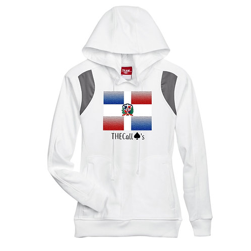 Dominican Flag Hood