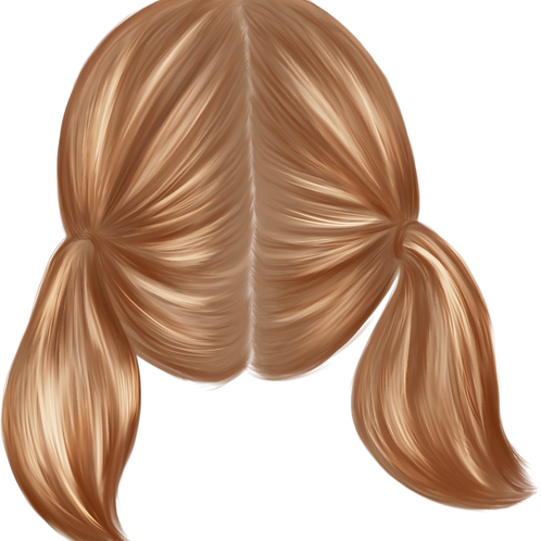 Girl's Hair Styles 3 [VARIOUS STYLES]