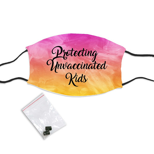Protecting Unvaccinated Kids Mask