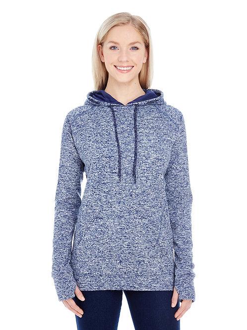 Adult Ladies Polyester Fleece Hood