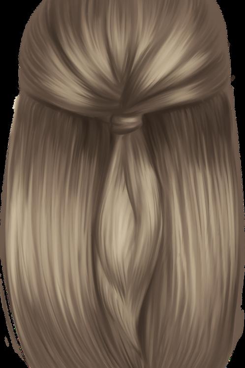 Ladies Hair Style 2