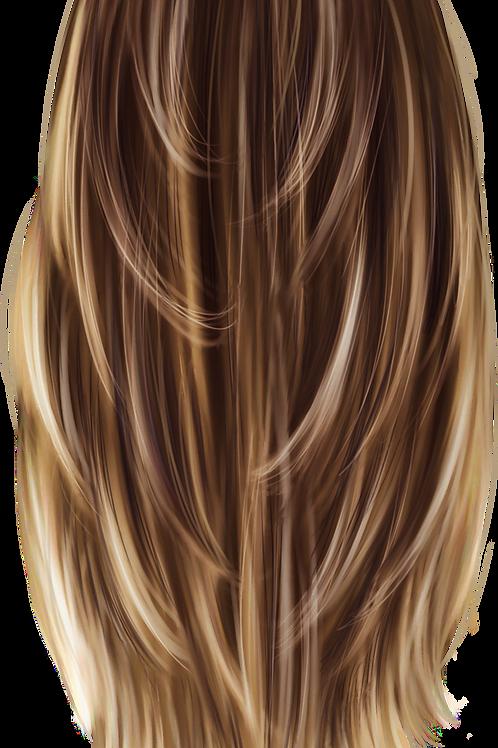 Ladies Hair Style 3
