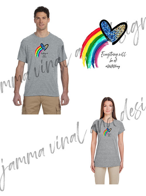 U of M Strong Covid Shirts