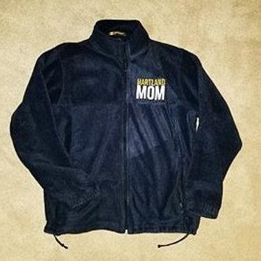 Hartland Mom Polyester Fleece Zip Up