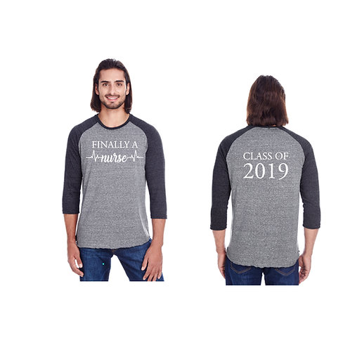 Concordia U Nurse Class of 2019 FRONT AND BACK