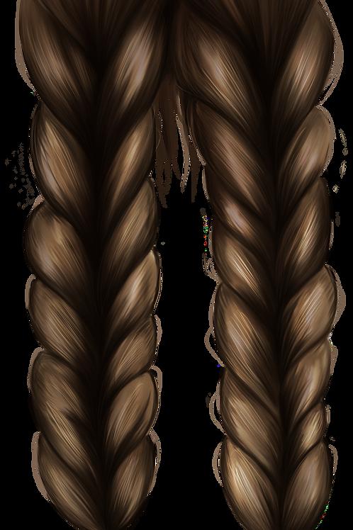 Girl's Hair Styles 1 [VARIOUS BRAIDS]