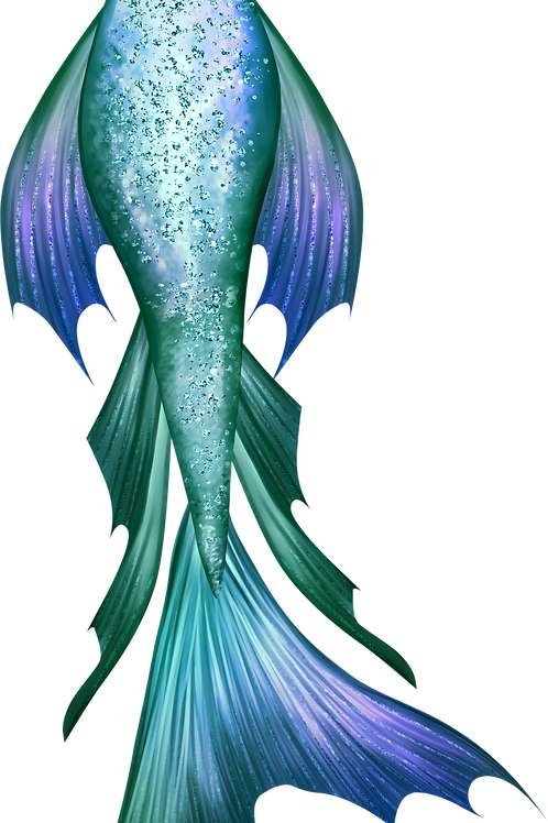 Mermaid Tails 2