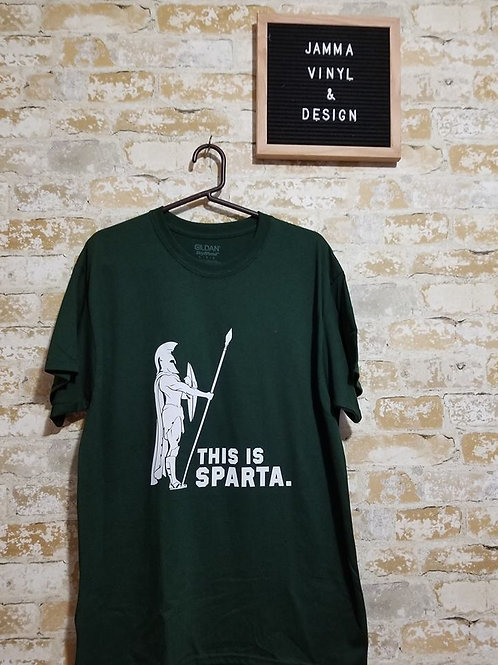 This is Sparta Shirt