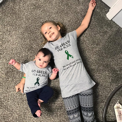 Go Green For Alice Shirts