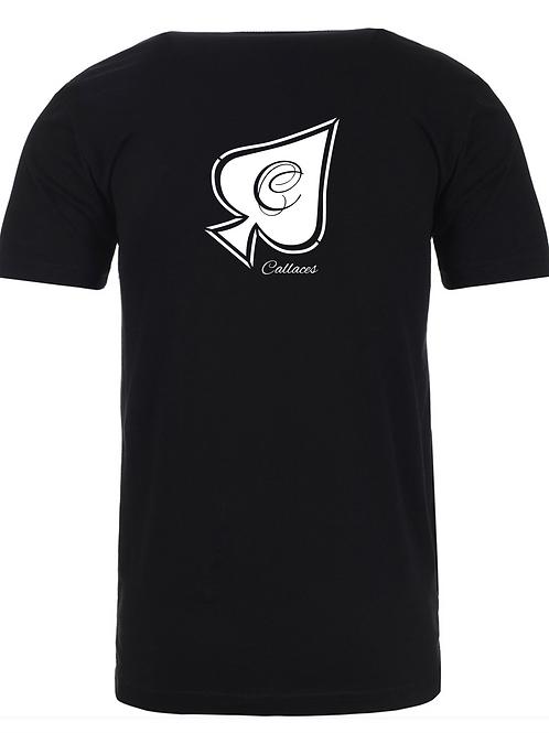 Black Logo Tee