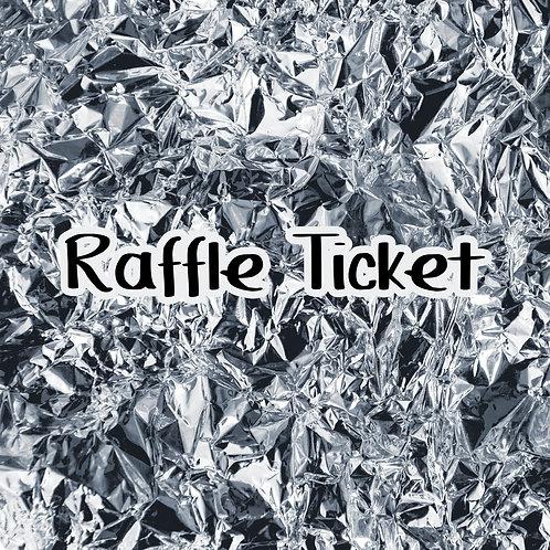 Go Gray for J Raffle Ticket