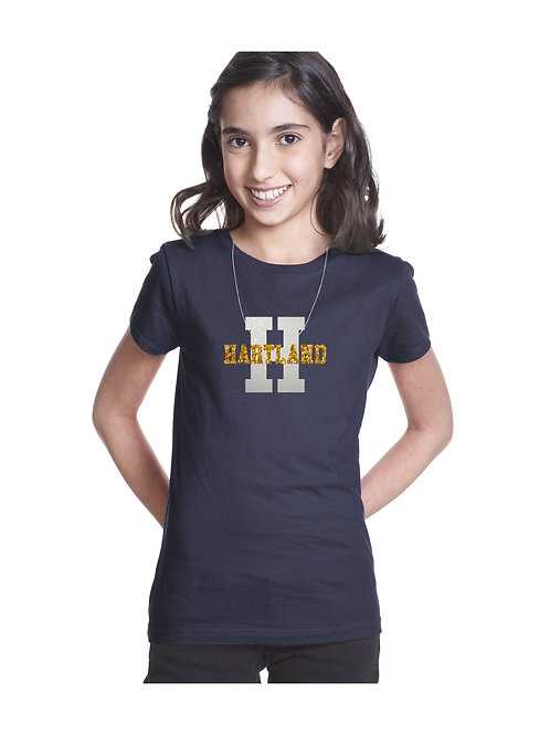 Girl's Youth Princess T NAVY