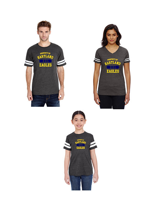 Men's, Ladies & Youth Football Tees