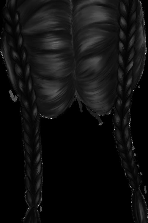 Girl's Hair Styles 6