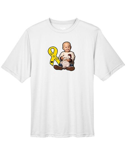 White Francisco Support Shirt