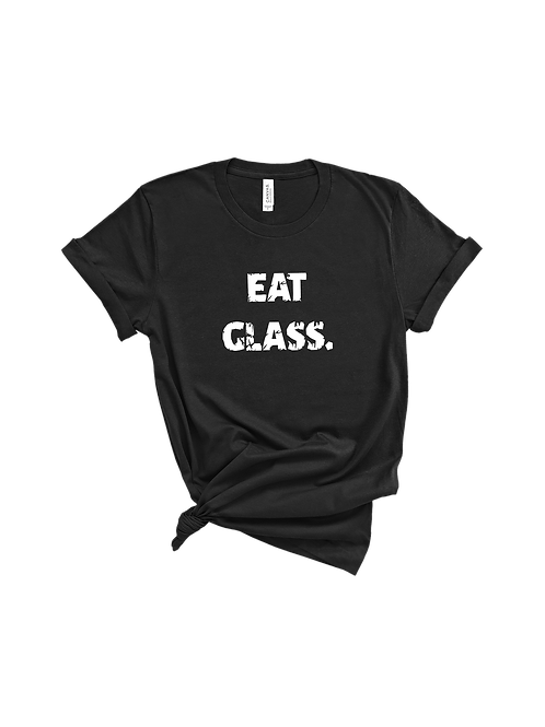 Eat Glass David Rose Tee