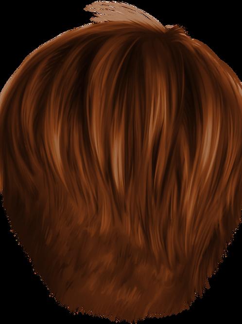 Ladies Hair Style 12 [VARIOUS SHORT]