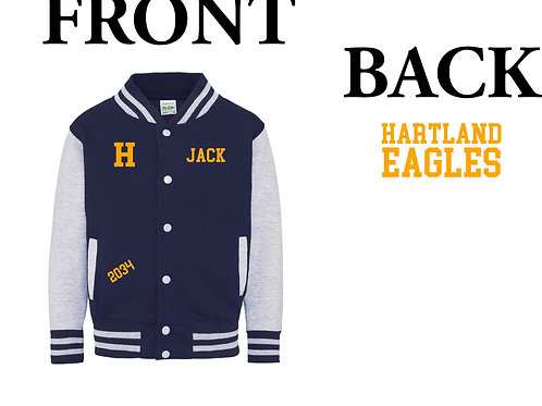Youth Varsity Jacket