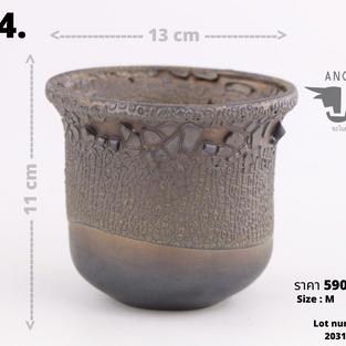ceramicpot-กระถางเซรามิก-กระถางกระบองเพช