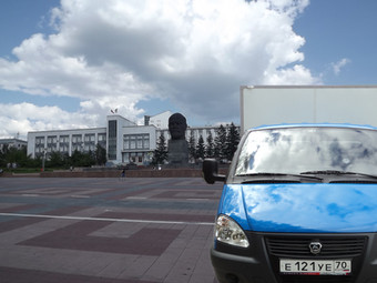 Перевозка пианино в Улан-Удэ.