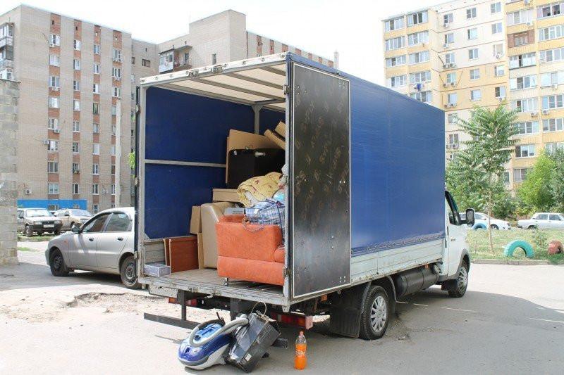 Улан-Удэ - Кижинга газель перевозки