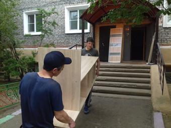 Перевозка кровати по Улан-Удэ