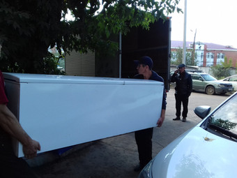 Перевозка бытовой техники в Улан-Удэ.