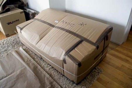 Упаковка дивана в Улан-Удэ