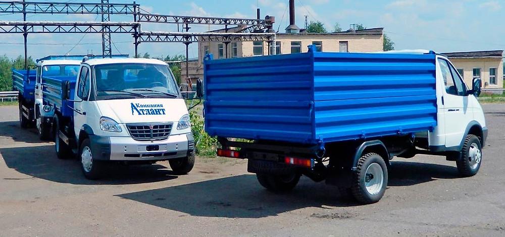 Аренда грузовика в Улан-Удэ