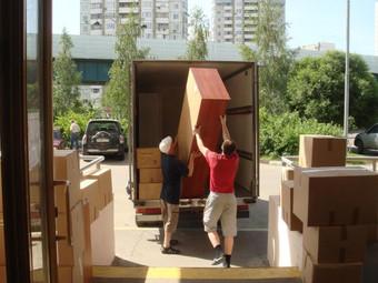 Как выбрать подходящий грузовик для квартирного переезда?
