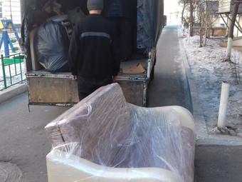 Грузовые перевозки с грузчиками по городу Улан-Удэ (по акции)