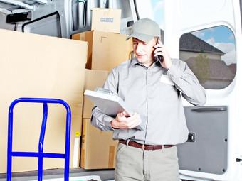 Запись на перевозку мебели - за неделю до переезда
