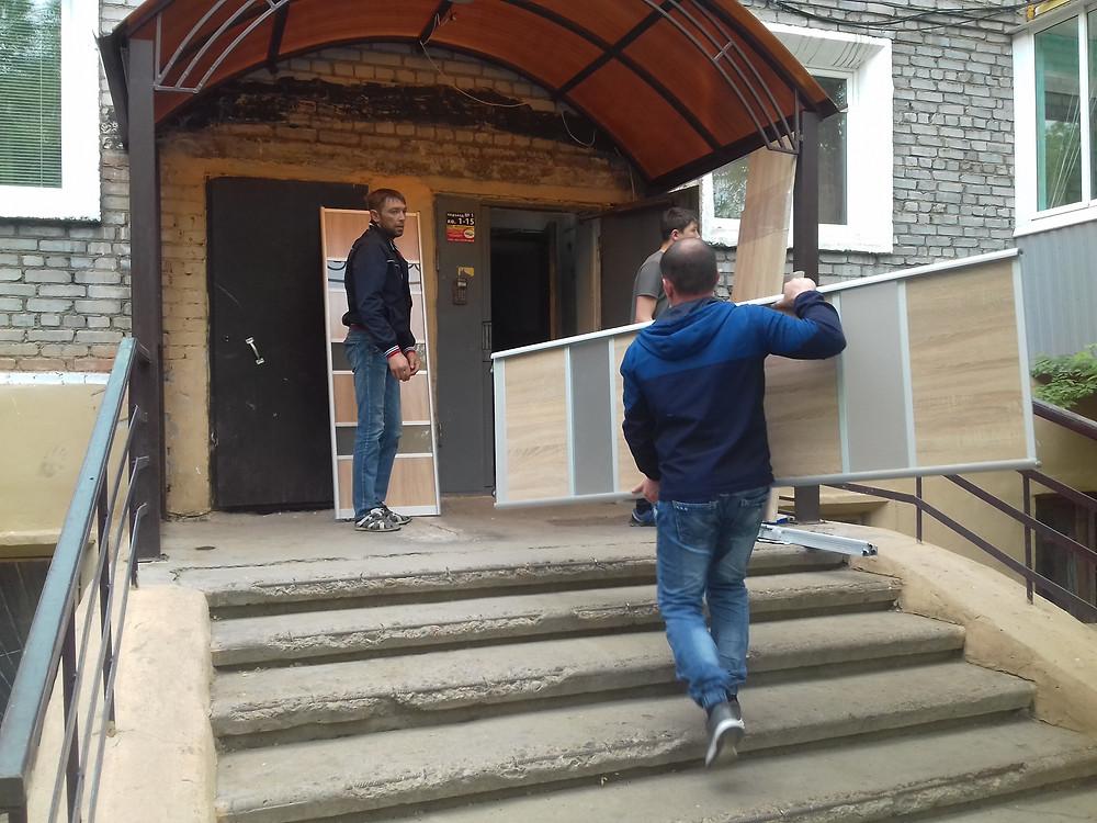 Перевозка строительных материалов с грузчиками в Улан-Удэ